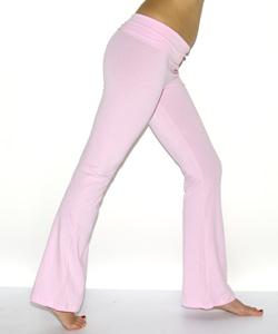 American Cotton Spandex Jersey Yoga Pant, $28