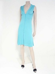 Jenny Dyer London Turquoise Dress