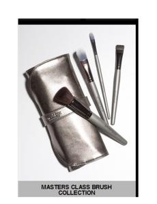 Smashbox Masters Class-Brush Collection, $45 @GiltGroupe