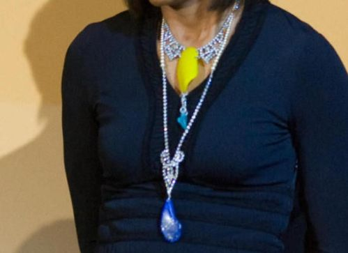 Michelle Obama Vintage Necklaces