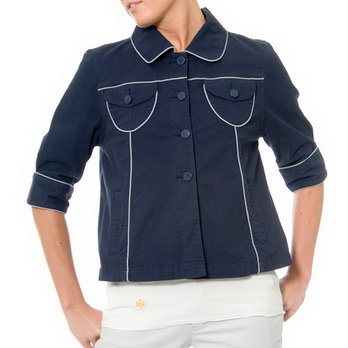 Piped Swing Jacket at Tulle, $42.50