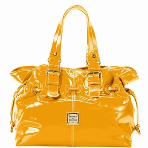 Yellow Medium Chiara at Dooney Bourke