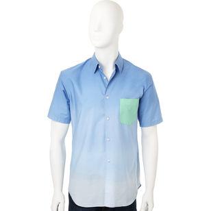 Commes Des Garcons Degrade Sport Shirt - $445, Barney's Coop