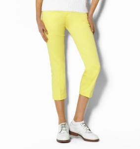 Ralph Lauren Stretch Golf Pants, $125