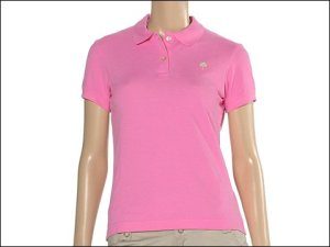 Lily Pulitzer Pink Polo , $69 @ Zappos