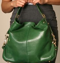 WRONG: Rebecca Minkoff Mini Nikki Hobo, $575 @ Luna Boston