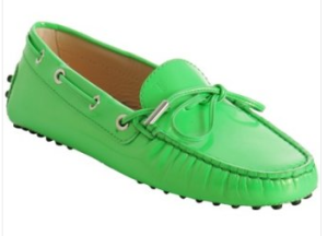 Tods Heaven Boatstitch Loafers, $316 at Bluefly
