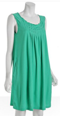 C & C California jersey  'Brita' tank dress, $50.40 @Bluefly