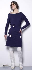 Eve Gravel Air Dress at Mudshark Streetwear, $165.60