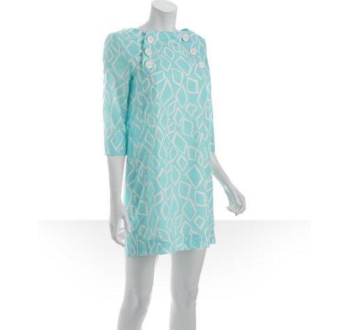 """Julie Brown cotton/silk, """"Margie"""" at Bluefly, $172"""
