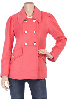 Marc by Marc Jacobs Short Wool Coat, $264, Sz. S-L