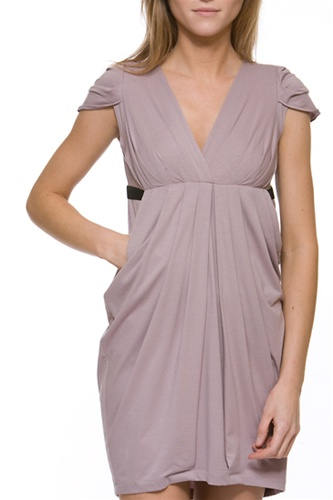 Sublet bamboo and organic cotton dress, Greenloop, $280